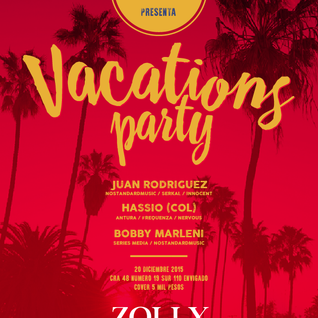Hassio COL Corona Sunsest vacations Zolly Fashion Bar 20 diciembre 2015