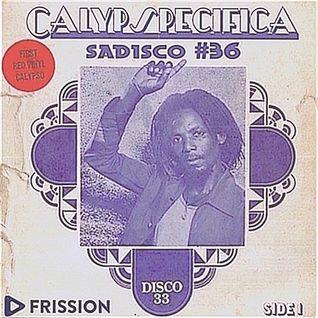 Sadisco #36 - Calypspecifica on Frission Radio