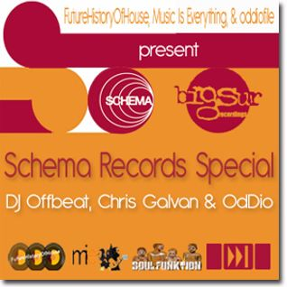 Schema Records Special - OdDio Selection