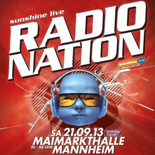 Felix Kroecher - Live @ Radio Nation 2013 (Mannheim) - 21.09.2013