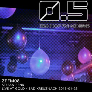 [ZPFM08] Stefan Senk - Live at Gold Bad Kreuznach 2015-01-23