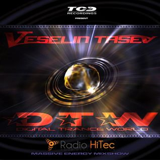 Veselin Tasev - Digital Trance World 407 (30-04-2016)