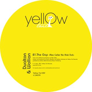 Dualton & Wollion - The Ledge (Yellow Tail)