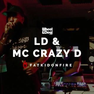 LD & MC Crazy D x FatKidOnFire mix