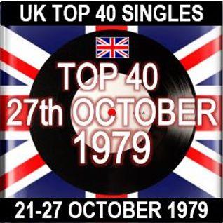 UK TOP 40: 21-27 OCTOBER 1979