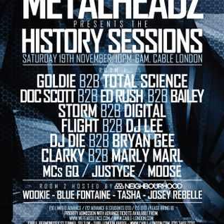 Flight B2B Lee - We Fear Silence Present Metalheadz History Sessions