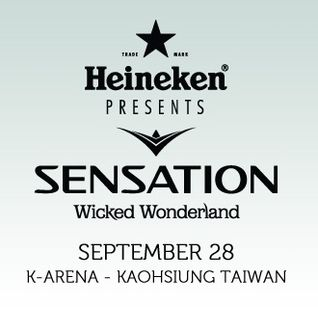 Sick Individuals - Live @ Wicked Wonderland Sensation (Taiwan) 2013.09.28.