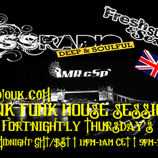 Slink Funk House Sessions 48th Edition 26th Jan 2012