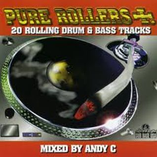 Andy C Pure Rollers 1996