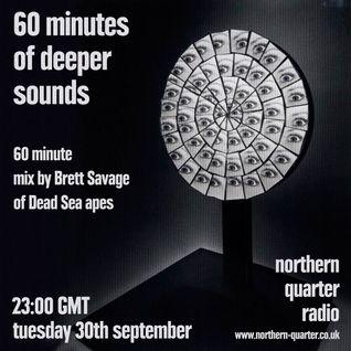 60 Mins of Deeper Sounds 1 : Dead Sea Apes-Brett Savage