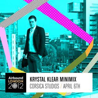 Airbound Radio MiniMix - Krystal Klear