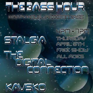 Kavsko - Bass Hour Mix