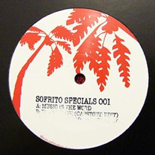 Corazón #2: Afro Boogie, Latin and Brazilian Beats Mixtape