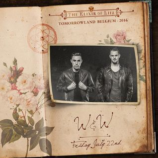 W&W - Tomorrowland 2016