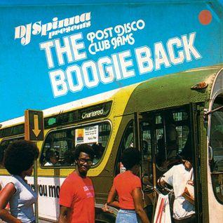 DJ Spinna - Boogie Bundle Mix (The Boogie Back)