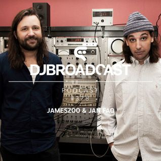 DJB Podcast #378 - Jameszoo & Jan FAQ (Festival Programme)