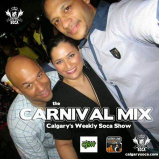 Carnival Mix #134 - Jan.2014 - Soca Radio Show