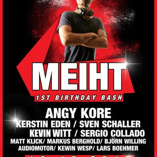 MEIHT Podcast #03 19.10.2013 Audiomotor @ MEIHT meets Abstract Night at MTW, Offenbach