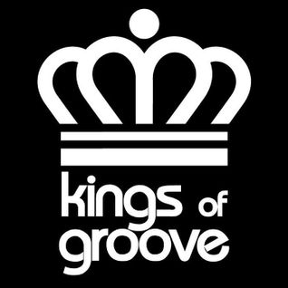 Kings of Groove HIT's mixset    Compiled & Mixed by Cesare Maremonti MusicSelector®