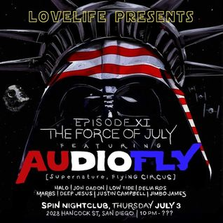Audiofly live @ Lovelife
