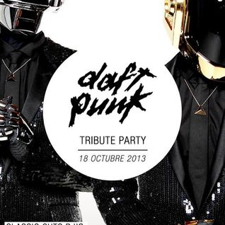 Axios Wave  , Daft Punk Tribute .