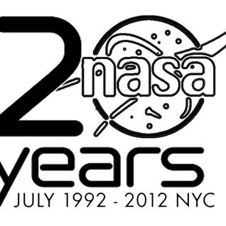 Mark Archer @  NASA 20th Anniversary, New York