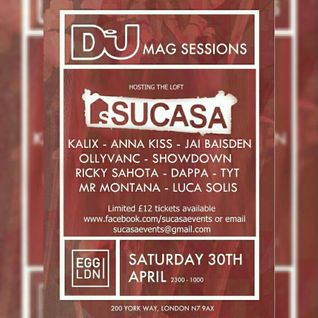 SOLIS mix 5 - Sucasa @ Egg Ldn (PROMO)