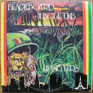 The Upsetters - Blackboard Jungle Dub (Clocktower LP)