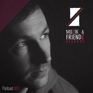 Muzik & Friendz Podkazt 001 - Frederick Alonso