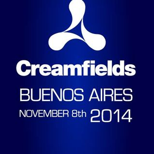 Hernan Cattaneo - Live @ Creamfields Buenos Aires 2014 (Argentina) - 08.11.2014
