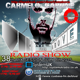 Carmelo_Carone_VIBES_FROM_ABOVE-38th_Mix_Session-JULY_7TH_2015