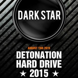 Detonation Hard Drive (2015) - Dark Star (FIN) (1h DJ Set) (Live 15.08.2015)