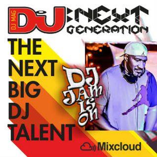DJ Jam-Is-On - Old School Flava