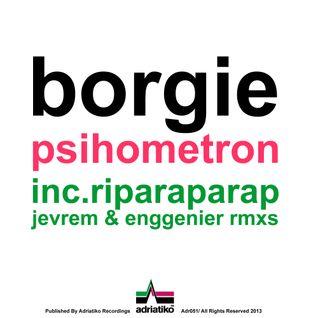 Borgie - Psihometron Ep