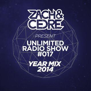 Unlimited Radio Show #017 [Yearmix 2014]