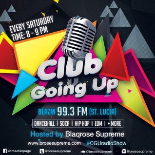 Club Going Up Radio Show Episode 14