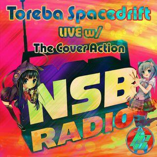 Toreba Spacedrift w/ The Cover Action LIVE on NSB Radio - September 27th 2016