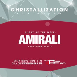 Christallization #67 with Amirali