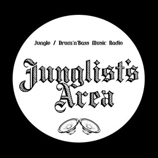 "JUNGLIST'S AREA Show 023 - 28.05.2016 - ""Guest Mix"" - DJ FLeCK / Greece - David Boomah Interview"