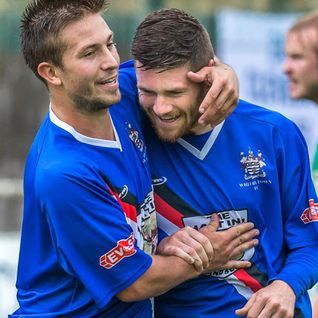 Whitby Town v Darlington- 1/8/15- Full match replay