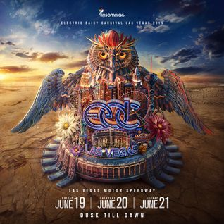 Sander van Doorn - Live @ EDC Las Vegas 2015 - 21.06.2015