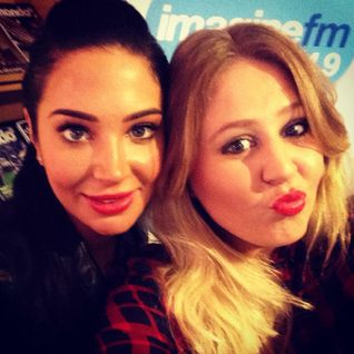 Listen Again: Tulisa speaks to Chellce AJ