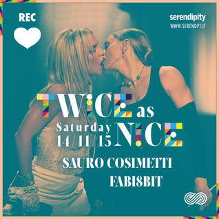 REC ROOM 14112015 SAURO COSIMETTI
