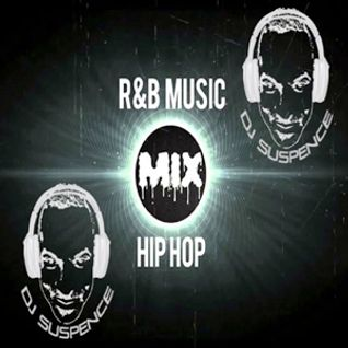 R&B and Hip-Hop DJ Suspence Style