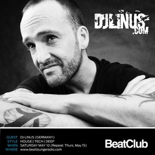 BeatClub Pres. DJ Linus (Guest Mix) - Alex ElVíl (Warm Up) @ BeatLounge Radio (# 34 )
