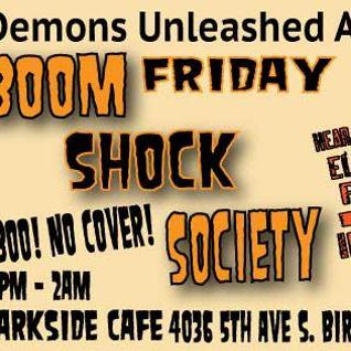 Urban Fabric - Boom Shock Society October Demo Mix 2013