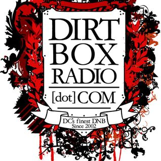 Sabin the Junglist & Kinetiks MC - LIVE on Dirtbox Radio 5-15-16