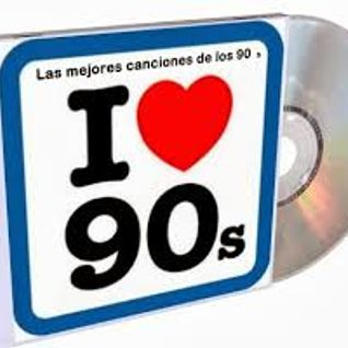 Dj Jorge Arizaga - Mix Toneamos 90s