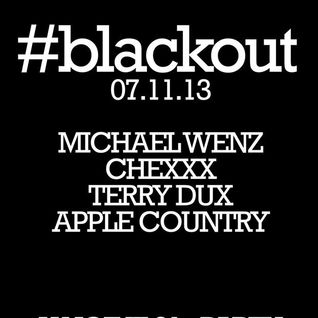 Michael Wenz LIVE @ Blackout  Milwaukee July 11th 2013