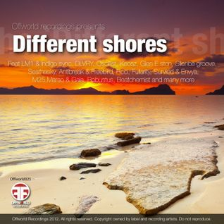 Different Shores - Offworld Recordings 025 - 170BPM - Selected and Mixed